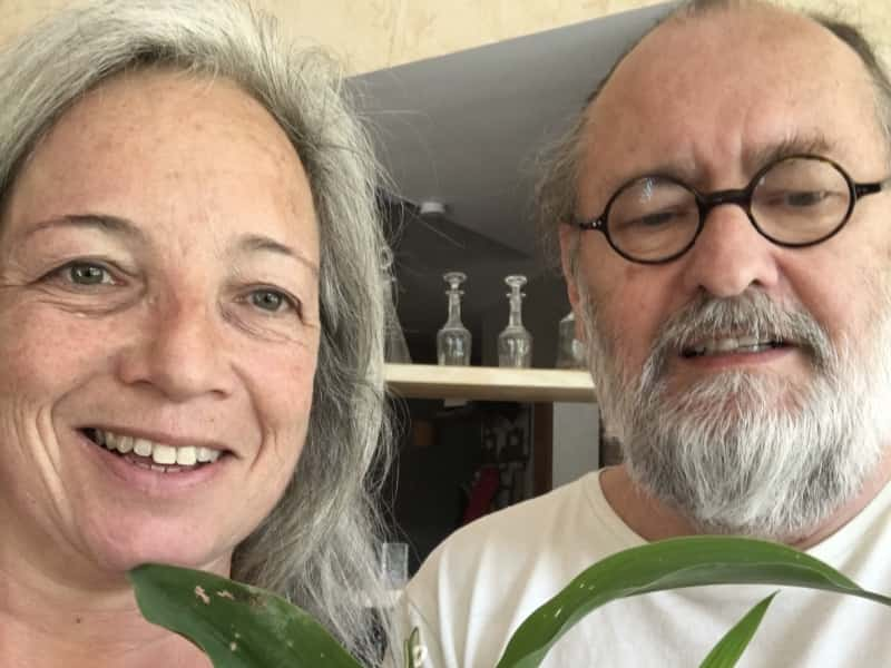 Annie & Jean-jacques from Avignon, France