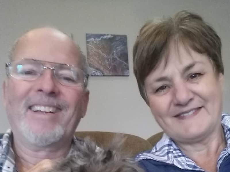 Susan & Jeff from Eatonton, Georgia, United States