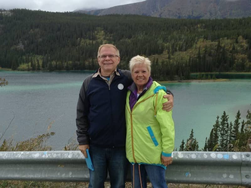 Donna & Scott from Kingston, Ontario, Canada