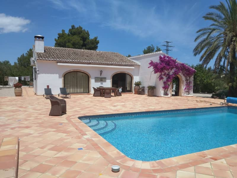 Housesitting assignment in Javea, Spain
