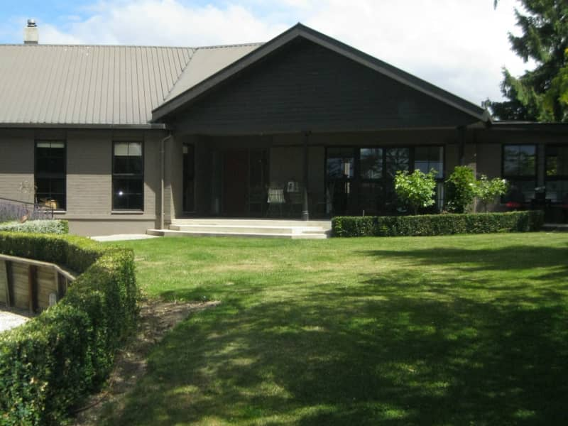 Housesitting assignment in Cromwell, New Zealand
