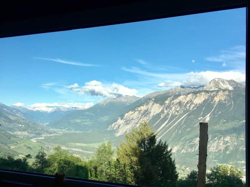 Housesitting assignment in Randogne, Switzerland