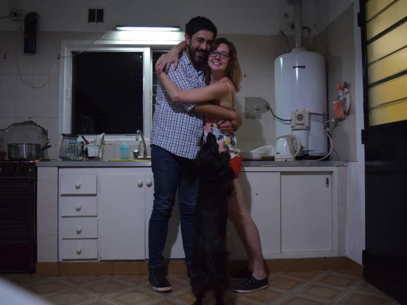 Manuela & Pedro from La Plata, Argentina
