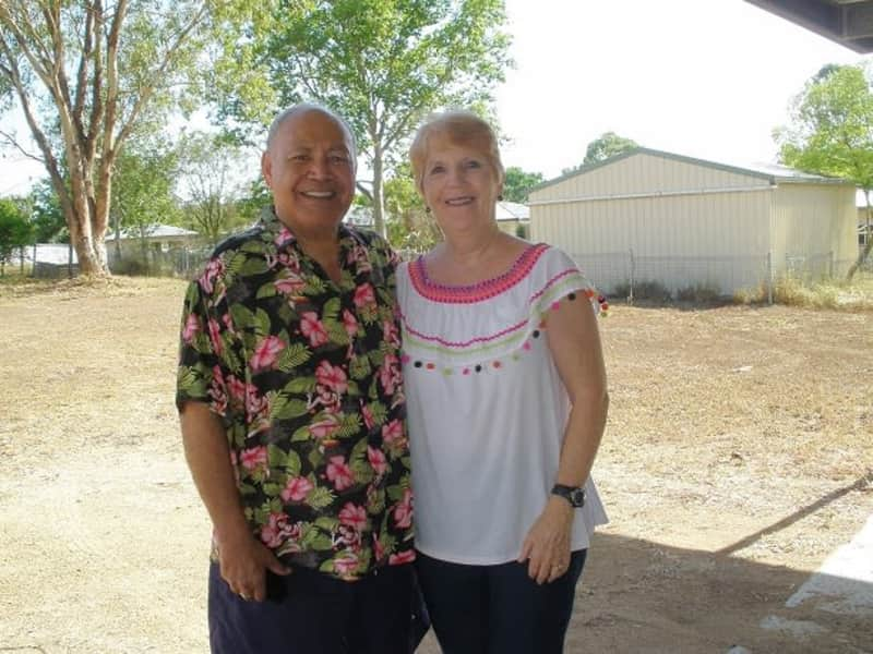 Denese & Tere from Eidsvold, Queensland, Australia