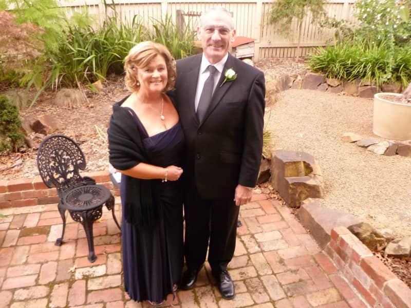 David & Pauline from Tranmere, Tasmania, Australia