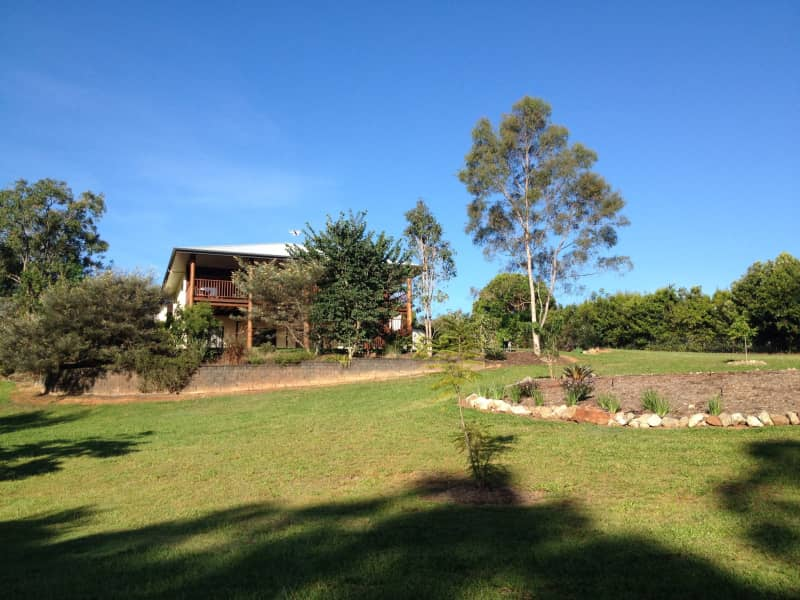 Housesitting assignment in Tinaroo Falls, Queensland, Australia