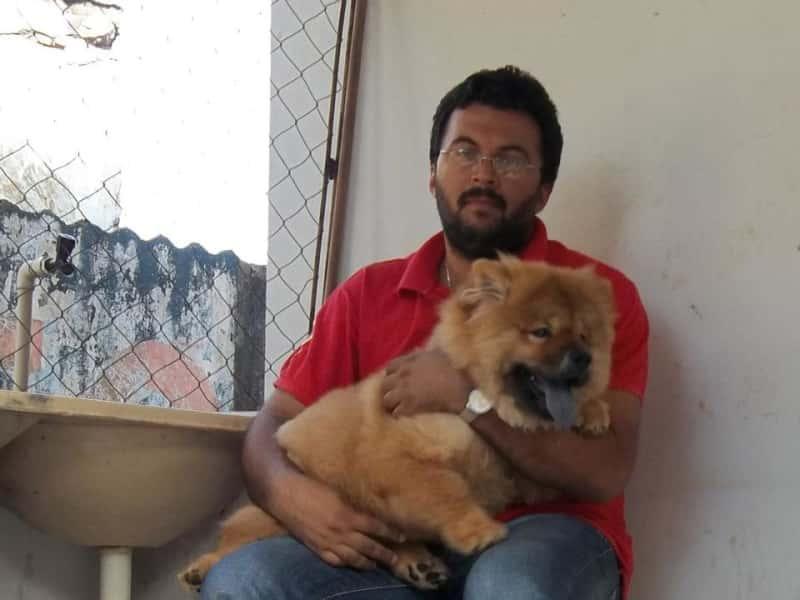 Divino from Gurupi, Brazil