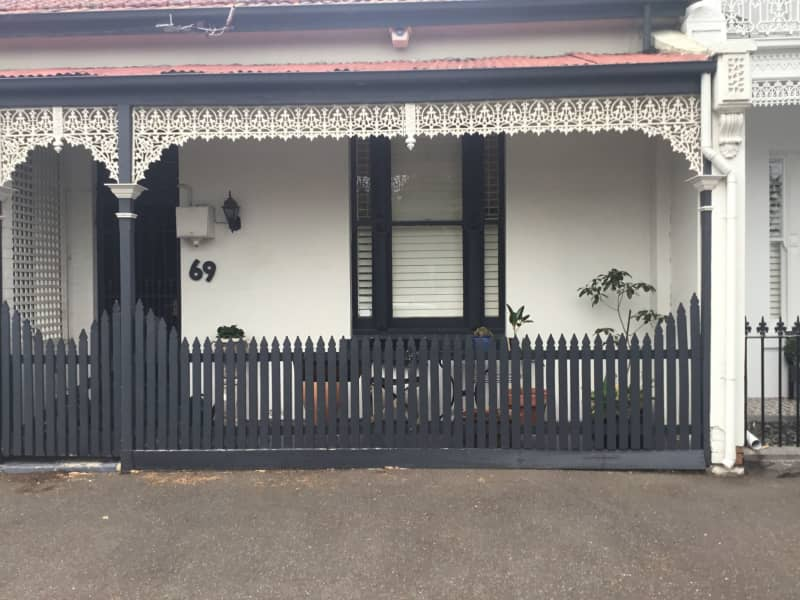 Housesitting assignment in Albert Park, Victoria, Australia