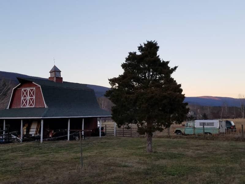 Housesitting assignment in Catawba, Virginia, United States