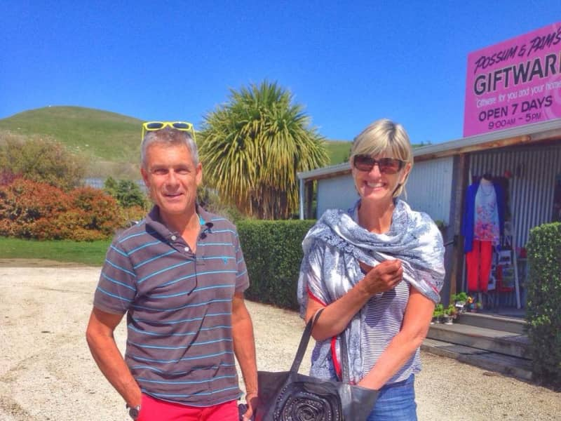 Jeni & Ross from Twizel, New Zealand