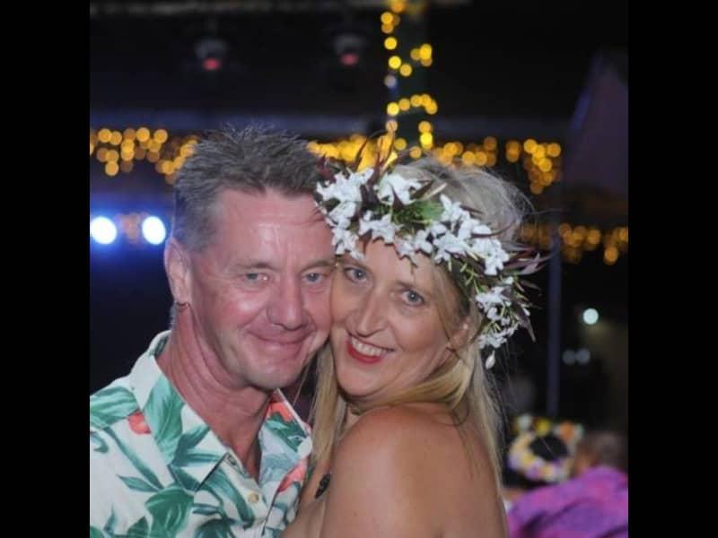 Belinda & Andrew from Noosa Heads, Queensland, Australia