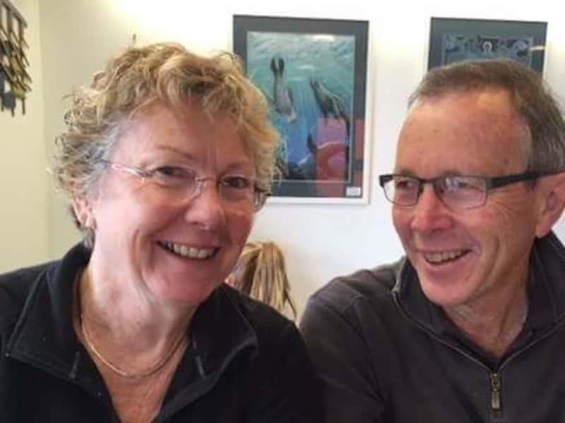 Fran & Ray from San Remo, Victoria, Australia