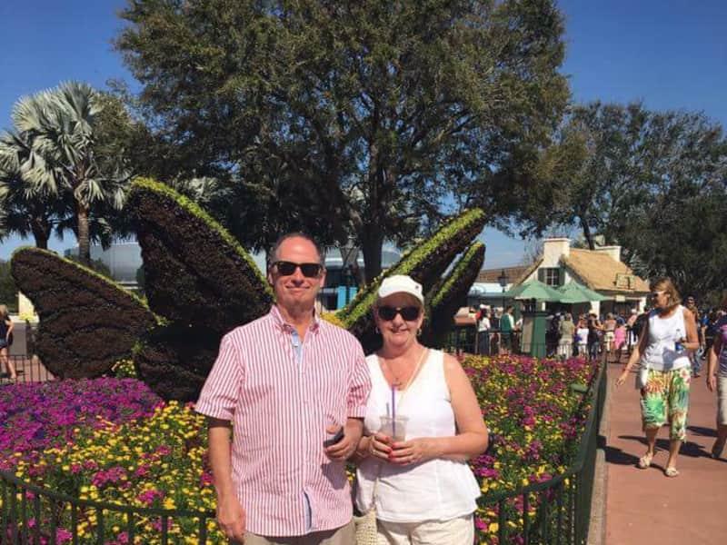 Norman & Kim from Romford, United Kingdom