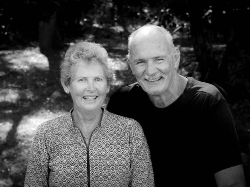 Joan & Jim from South West Rocks, New South Wales, Australia