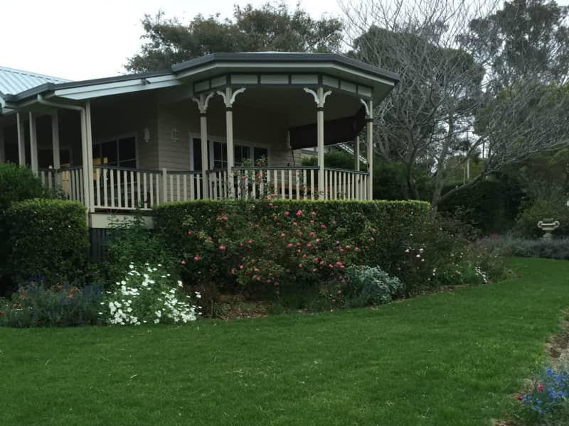Housesitting assignment in Cambooya, Queensland, Australia