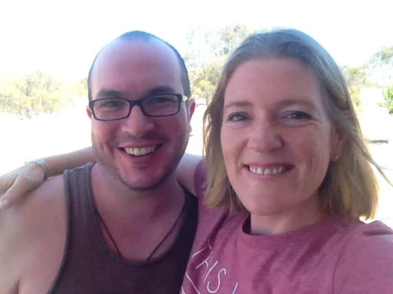 Kimberley and duncan & Duncan from Jerangle, New South Wales, Australia