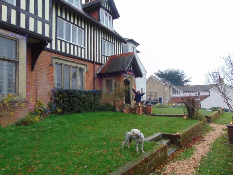 Housesitting assignment in Woodbridge, United Kingdom