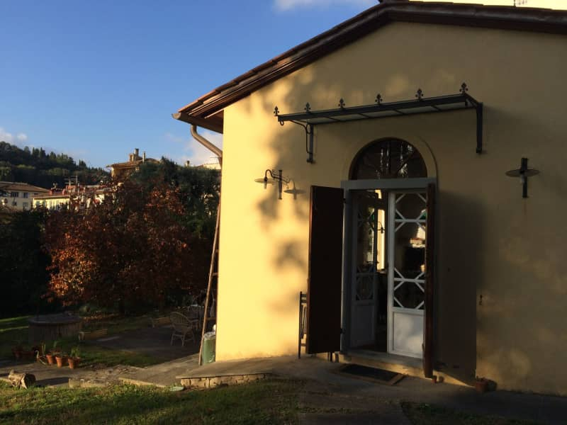 Housesitting assignment in Fiesole, Italy