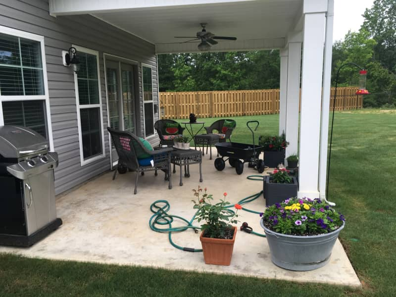 Housesitting assignment in Grovetown, Georgia, United States