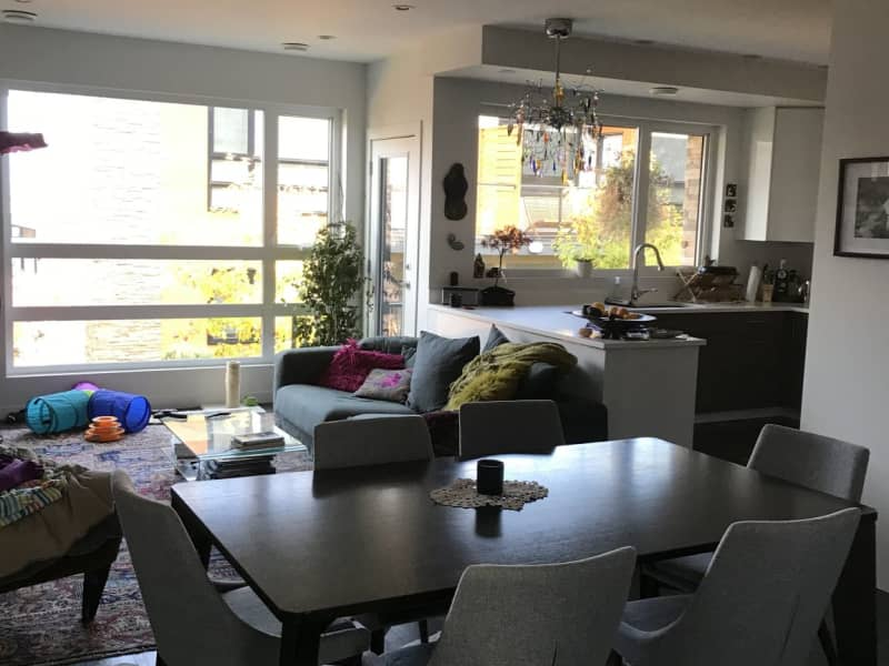 Housesitting assignment in Kelowna, British Columbia, Canada