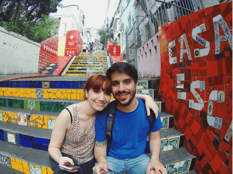 Daniela & Gonzalo from Buenos Aires, Argentina