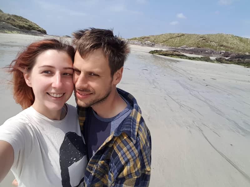 Emma & Darren from Cork, Ireland