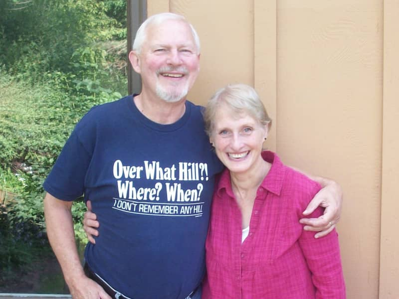 Renee & Gene from Friday Harbor, Washington, United States