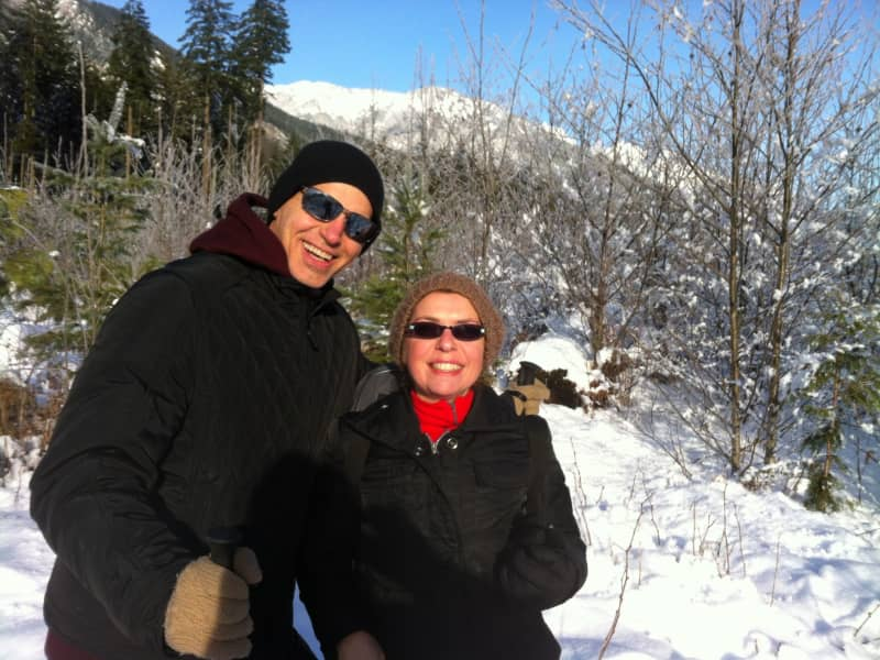 Brunella & Gardiner from Chilliwack, British Columbia, Canada