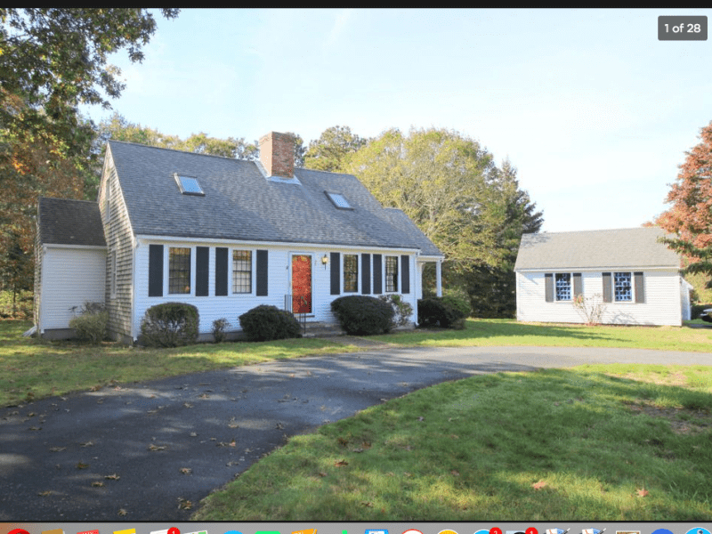 Housesitting assignment in Cotuit, Massachusetts, United States