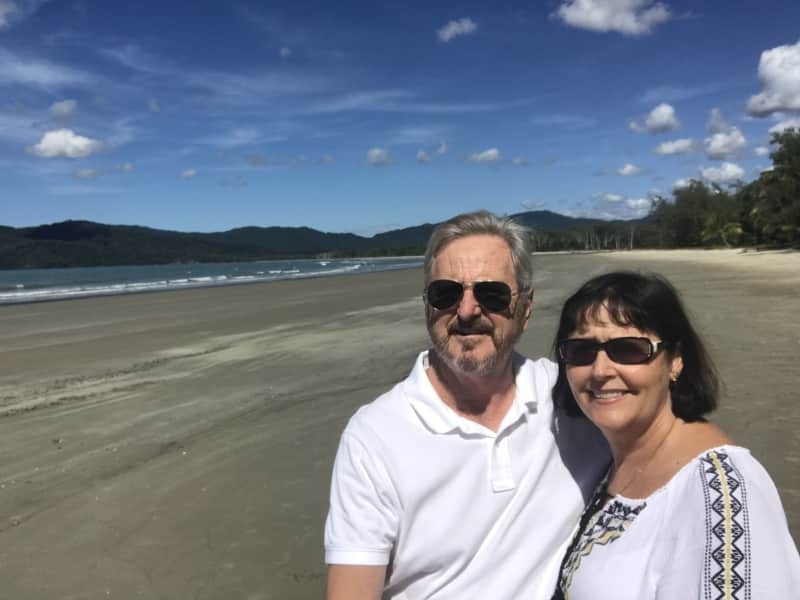 Glenda & Paul from Logan Village, Queensland, Australia