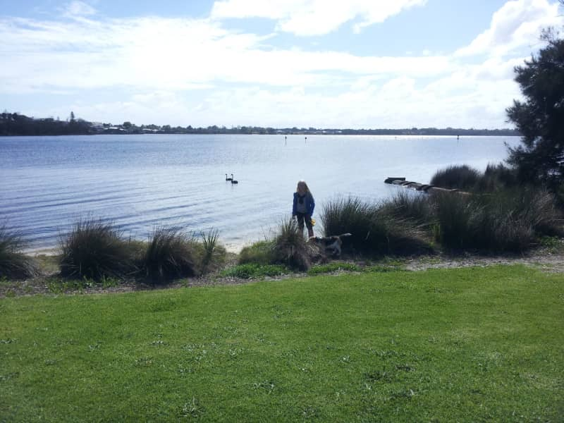 Karen & Marcus from Fremantle City, Western Australia, Australia