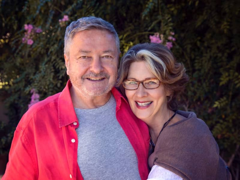 Angie & Kenneth from Bristol, United Kingdom