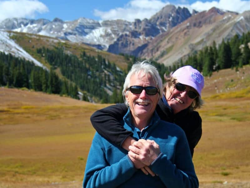 Deborah & Steve from Snowmass Village, Colorado, United States
