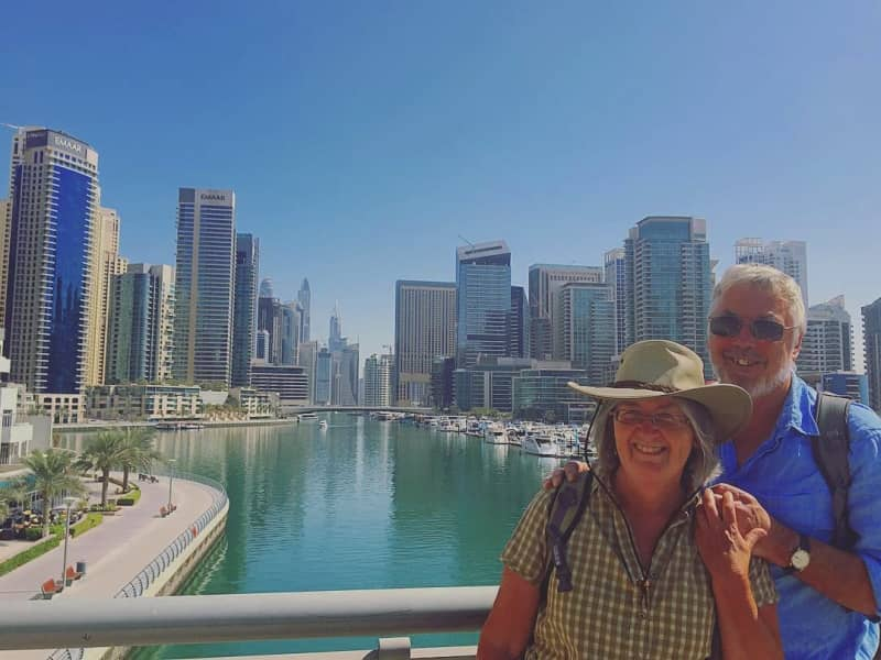 Sue & Alan from Droitwich Spa, United Kingdom