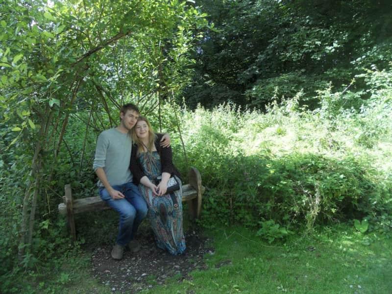 Amber-rose & Greg from Wellington, United Kingdom