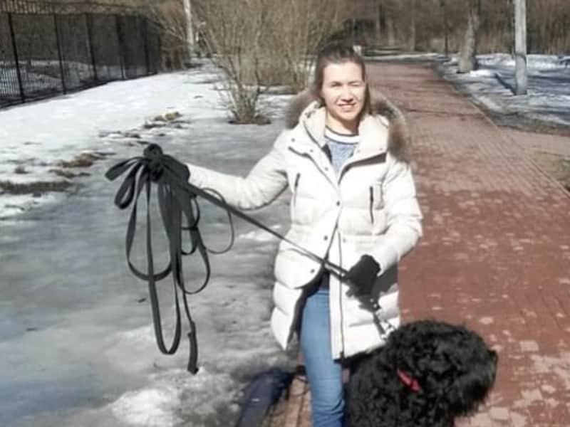 Olshanskaya from Moscow, Russia