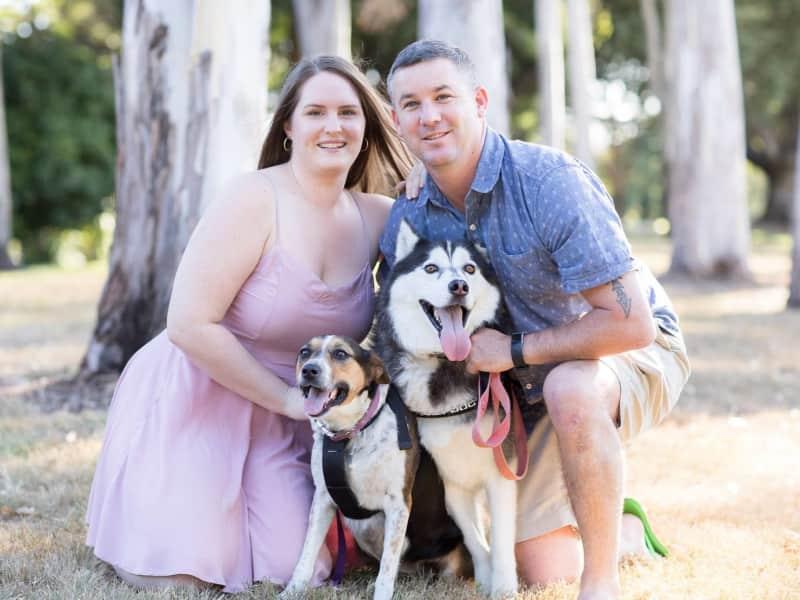 Lisa & Graham from East Ipswich, Queensland, Australia