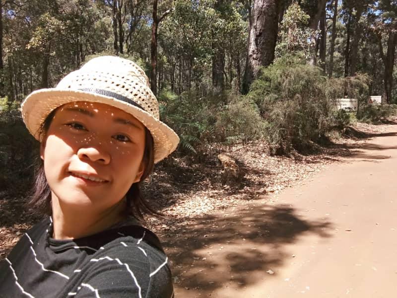 Janet from Busselton, Western Australia, Australia