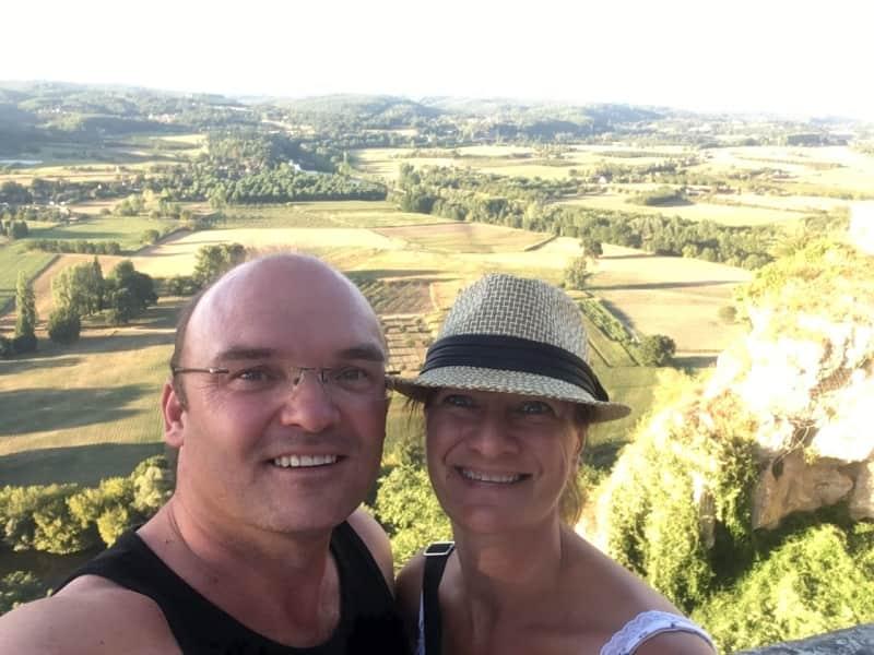 Dicki & Jacqueline from Deest, Netherlands