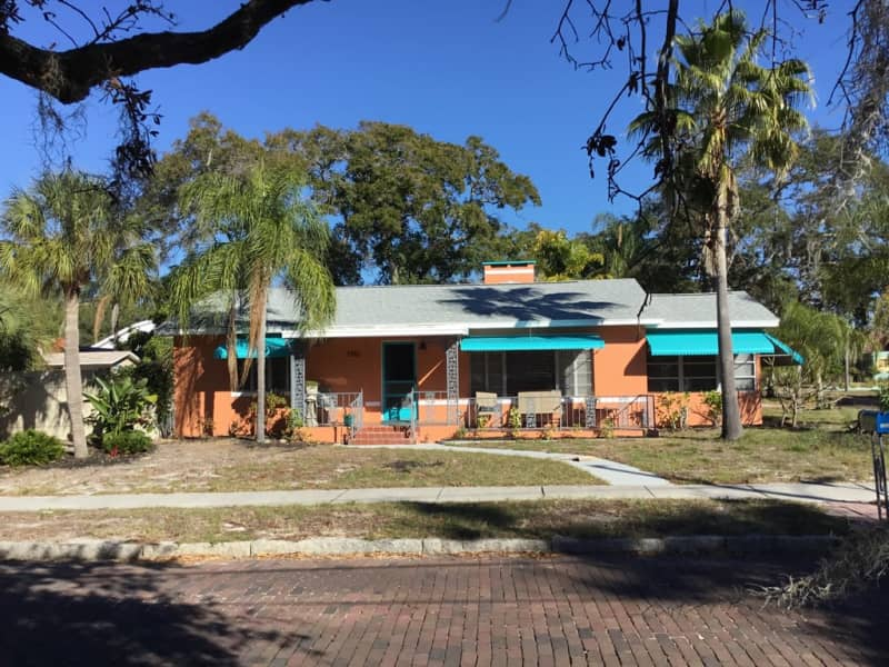 Housesitting assignment in Gulfport, Florida, United States
