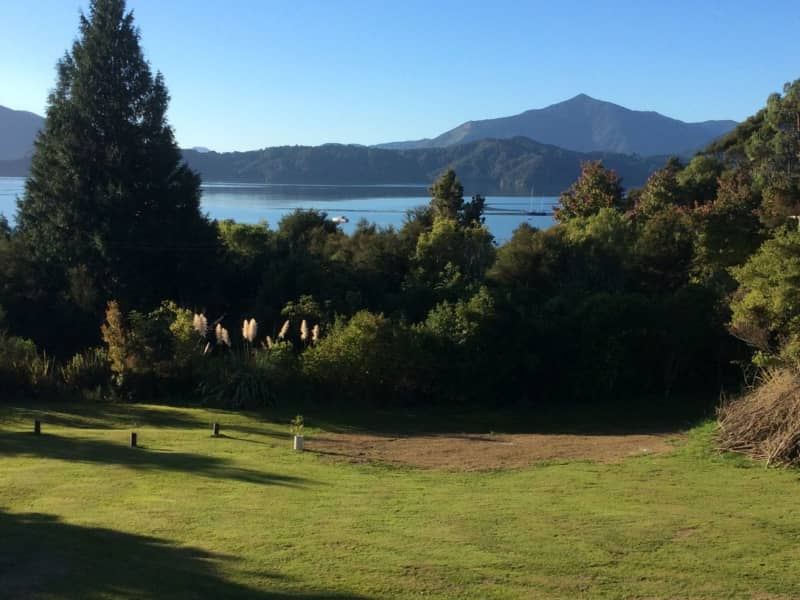 Housesitting assignment in Ohingaroa, New Zealand
