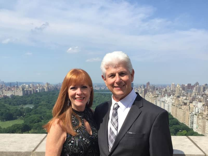 Geraldine & John from Naples, Florida, United States
