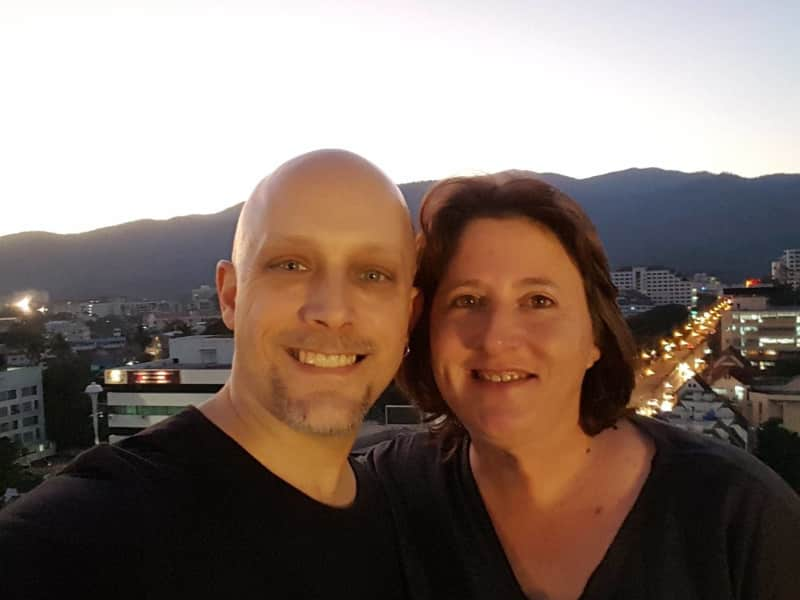 Tammy & Scott from Chiang Mai, Thailand