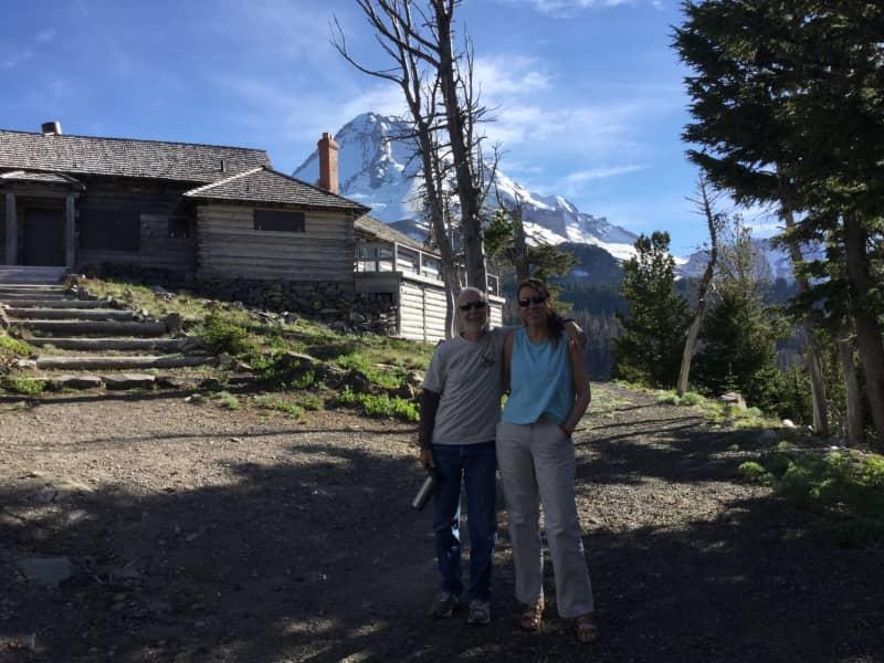 Lucinda & Greg from Eugene, Oregon, United States
