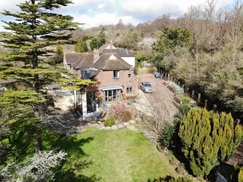 Housesitting assignment in Eynsford, United Kingdom