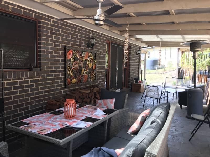Housesitting assignment in Hurstbridge, Victoria, Australia