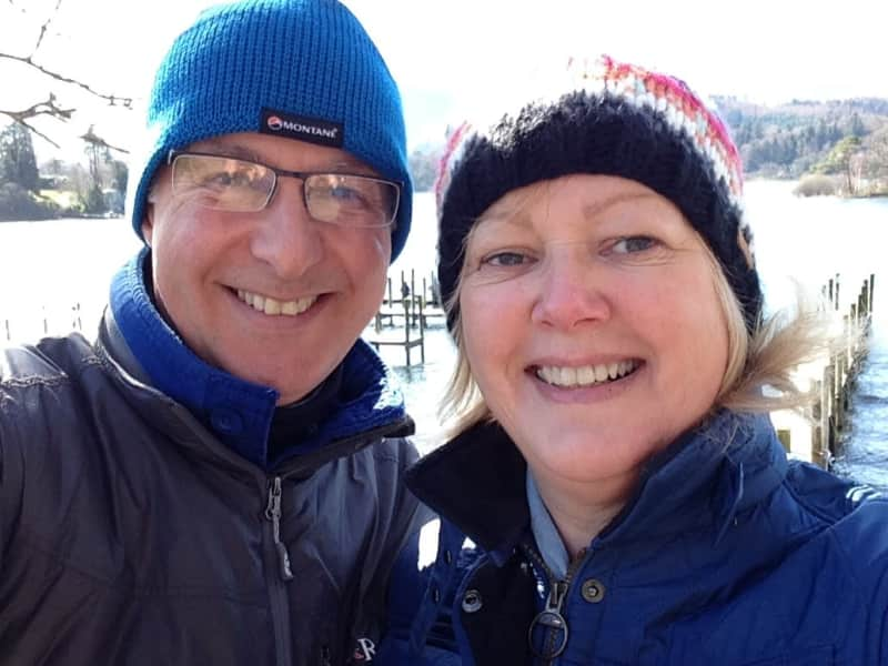 Cathy & David from Bolton, United Kingdom