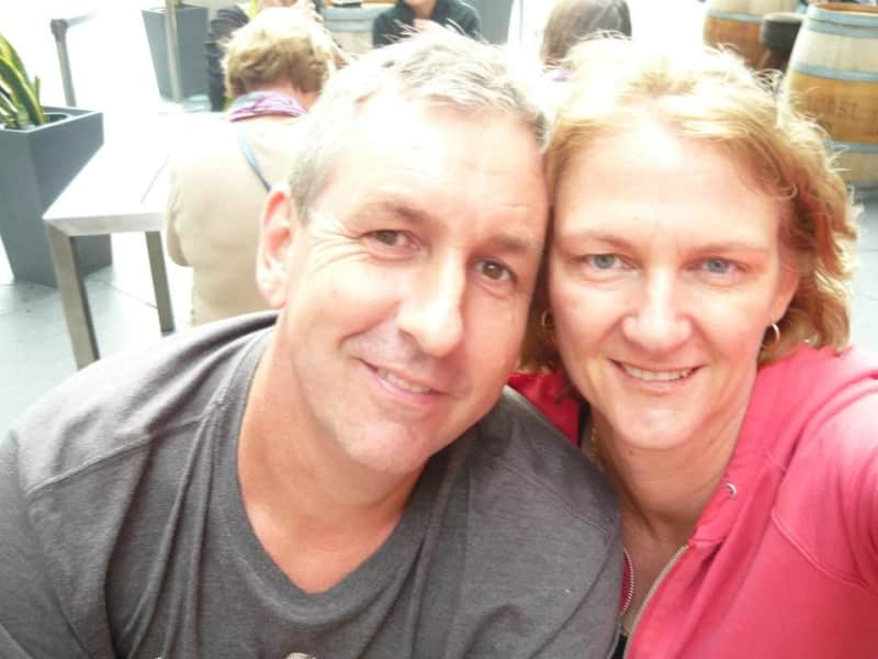 Jo & Paul from Ferny Hills, Queensland, Australia