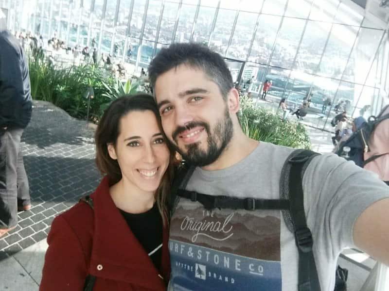 Beatriz & André from Aveiro, Portugal