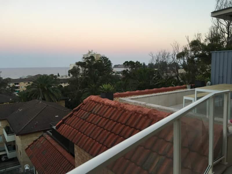 Housesitting assignment in Collaroy, New South Wales, Australia